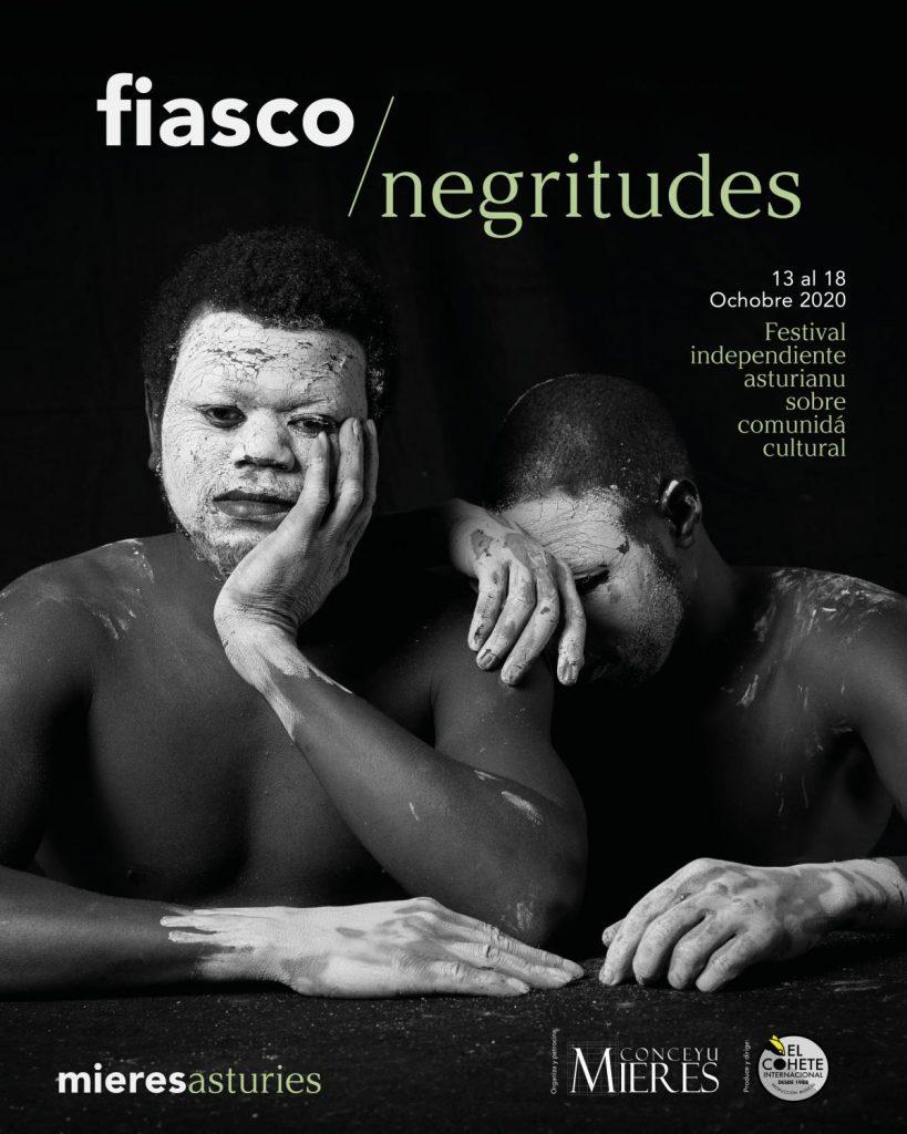 Cartel Fiasco Negritudes 2020