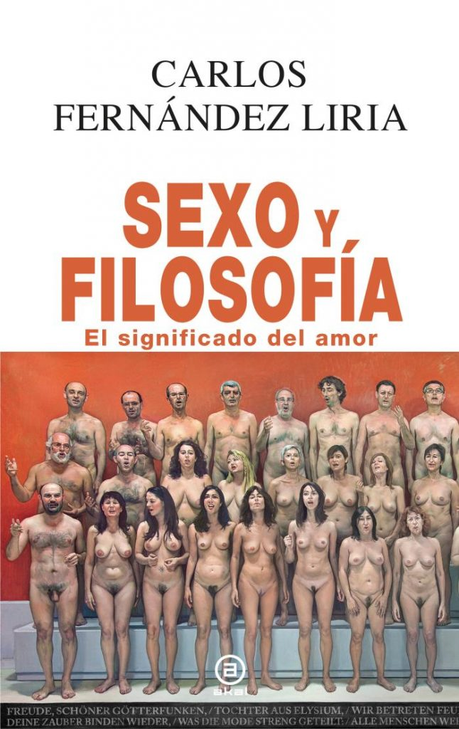 SEXO Y FILOSOFÍA Portada Libro Web Mieres
