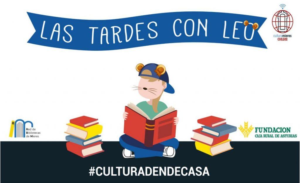 Cartel Leo Culturadendecasa Web