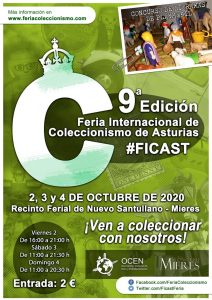 Feria Del Coleccionismo Mieres 2020