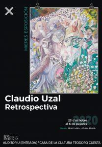 Retrospectiva Claudio Uzal Web