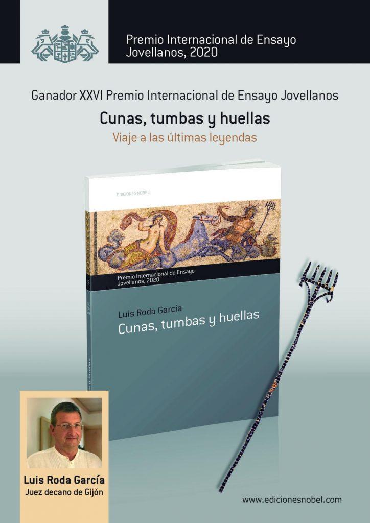 Cartel Libro Premio Jovellanos 2020 Web