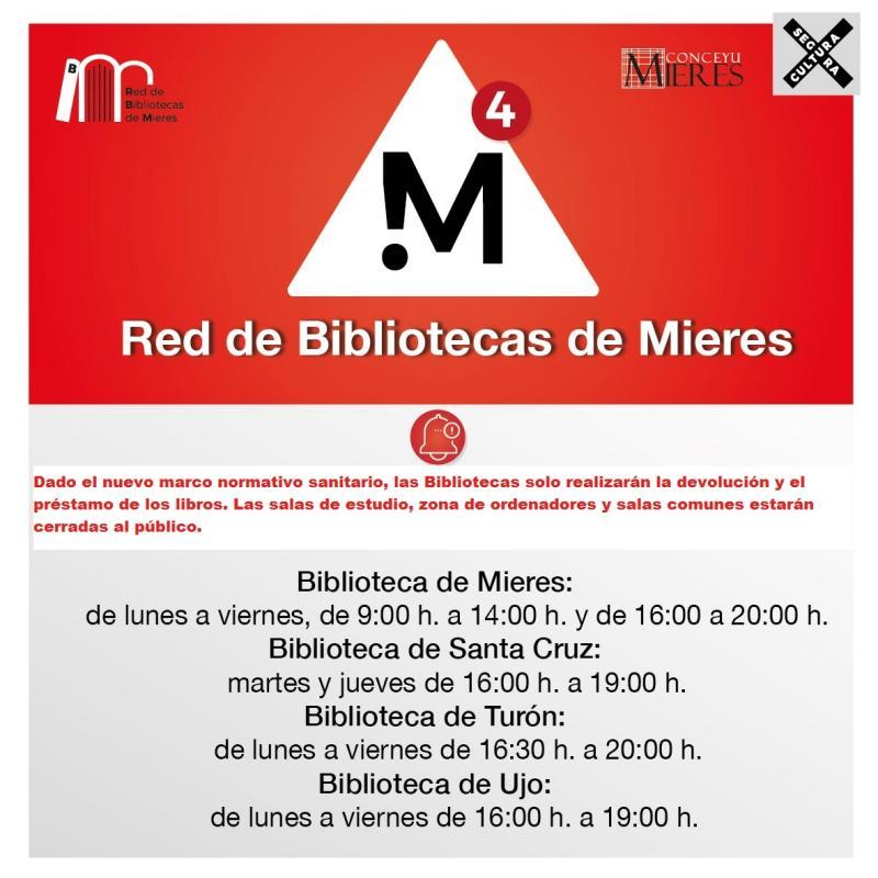 Cartel Horarios Bibliotecas Covid Nov2020 Web