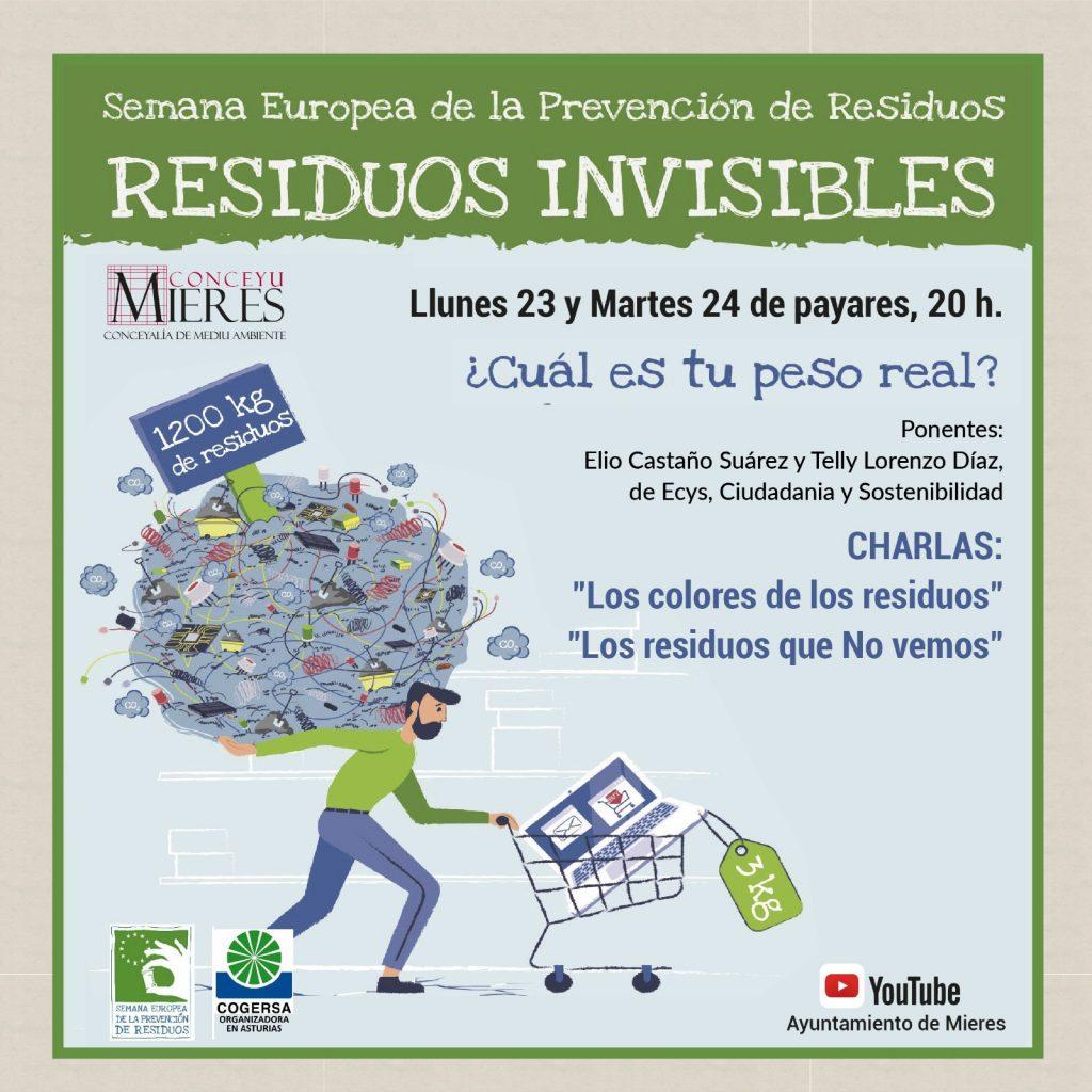 Cartel Residuos Invisibles