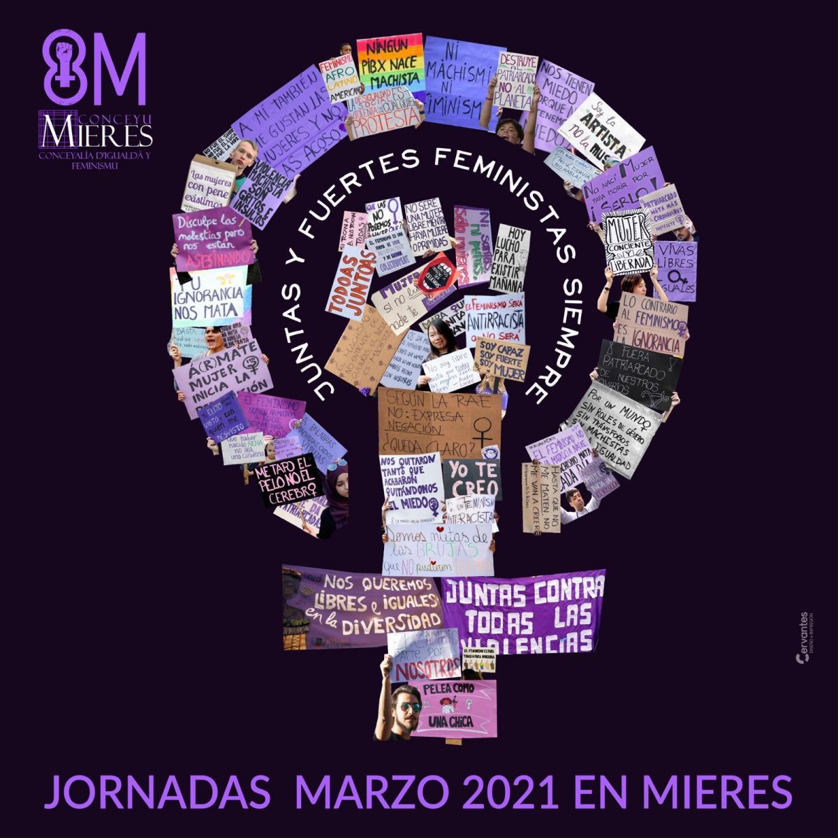 8M 2021 Cartel Web Mieres