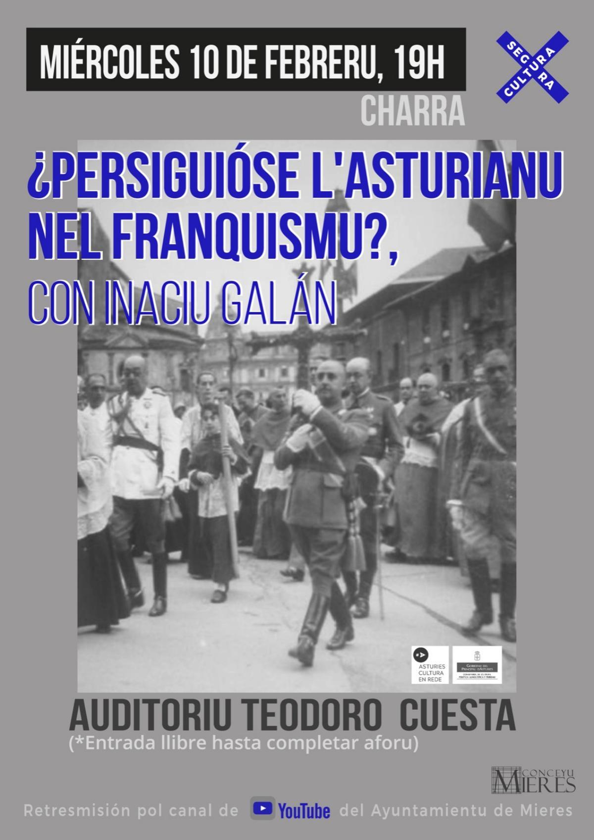 Conferencia Miércoles10 De Febrero Asturianu Franquismo