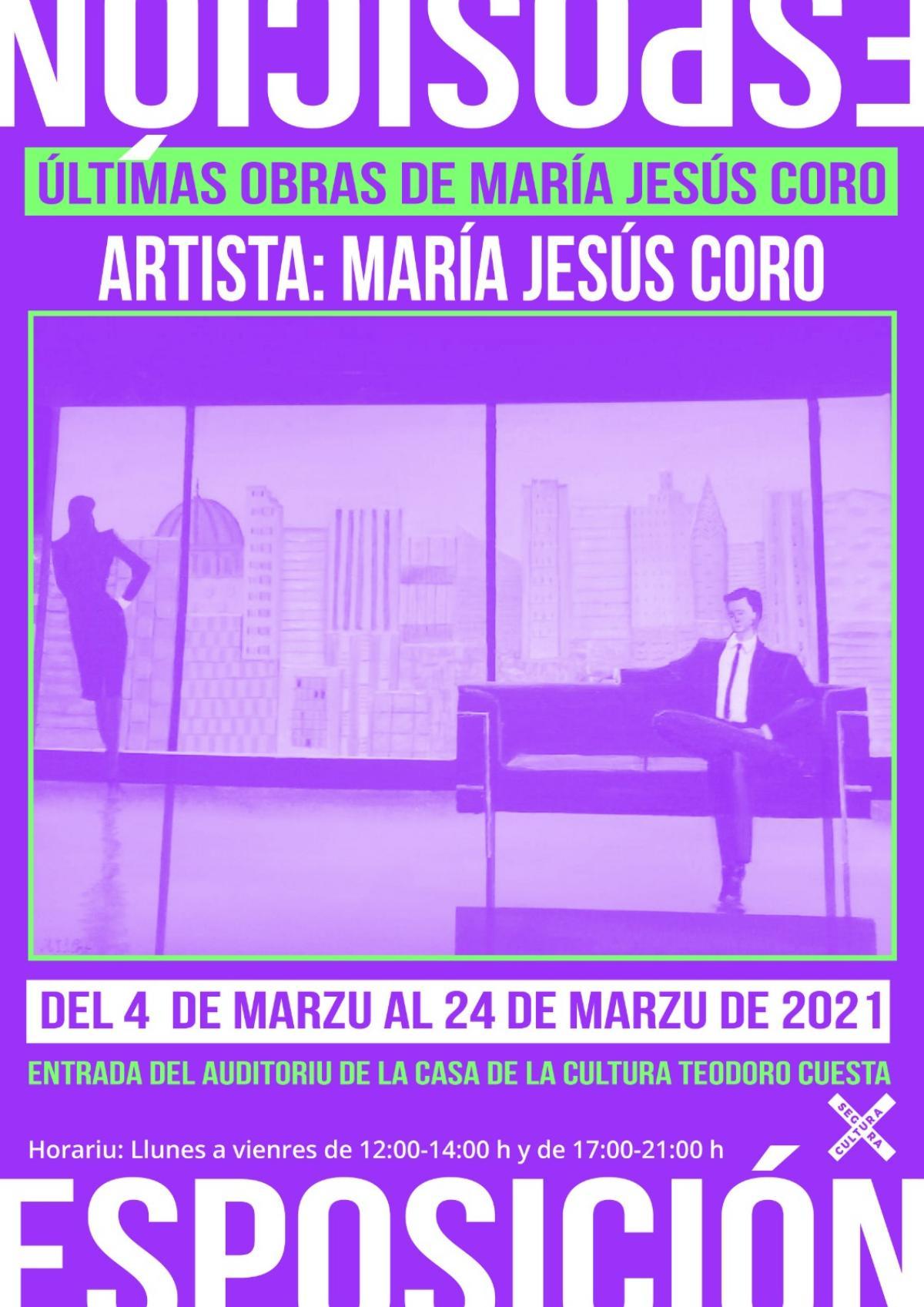 Expo Maria Jesus Coro