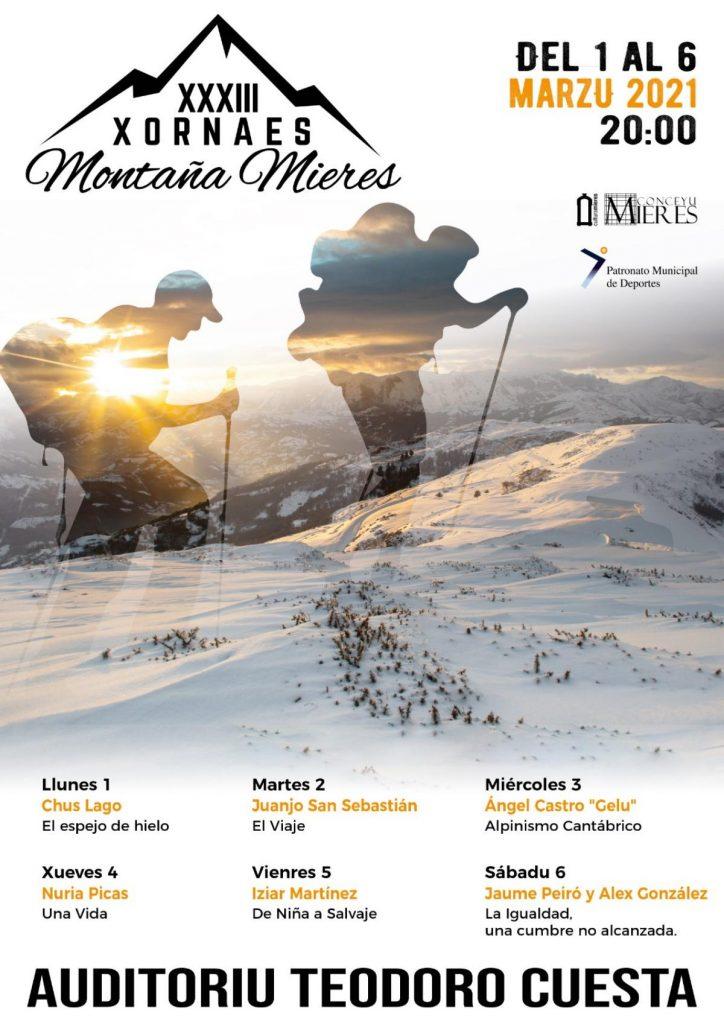 Jornadas Montaña Mieres 2021
