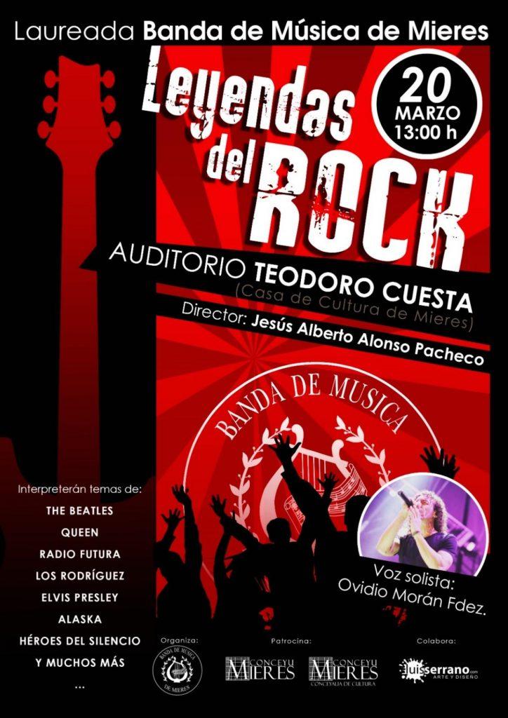 Concierto Pop Rock Amam Mieres