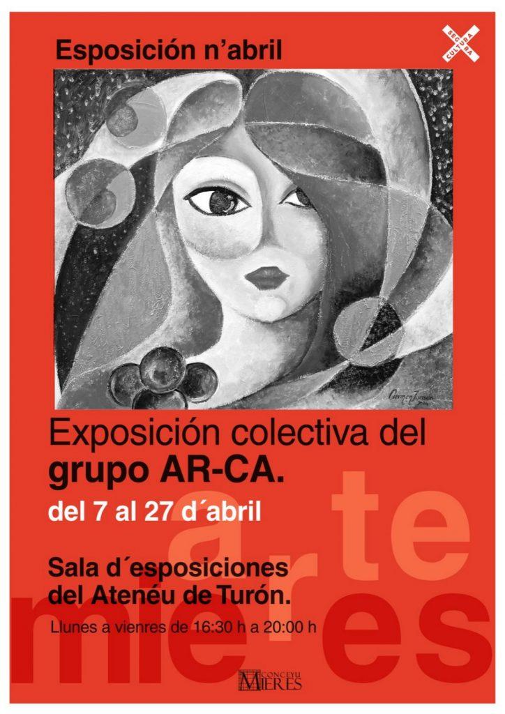 Exposicion ARCA Turon 2021