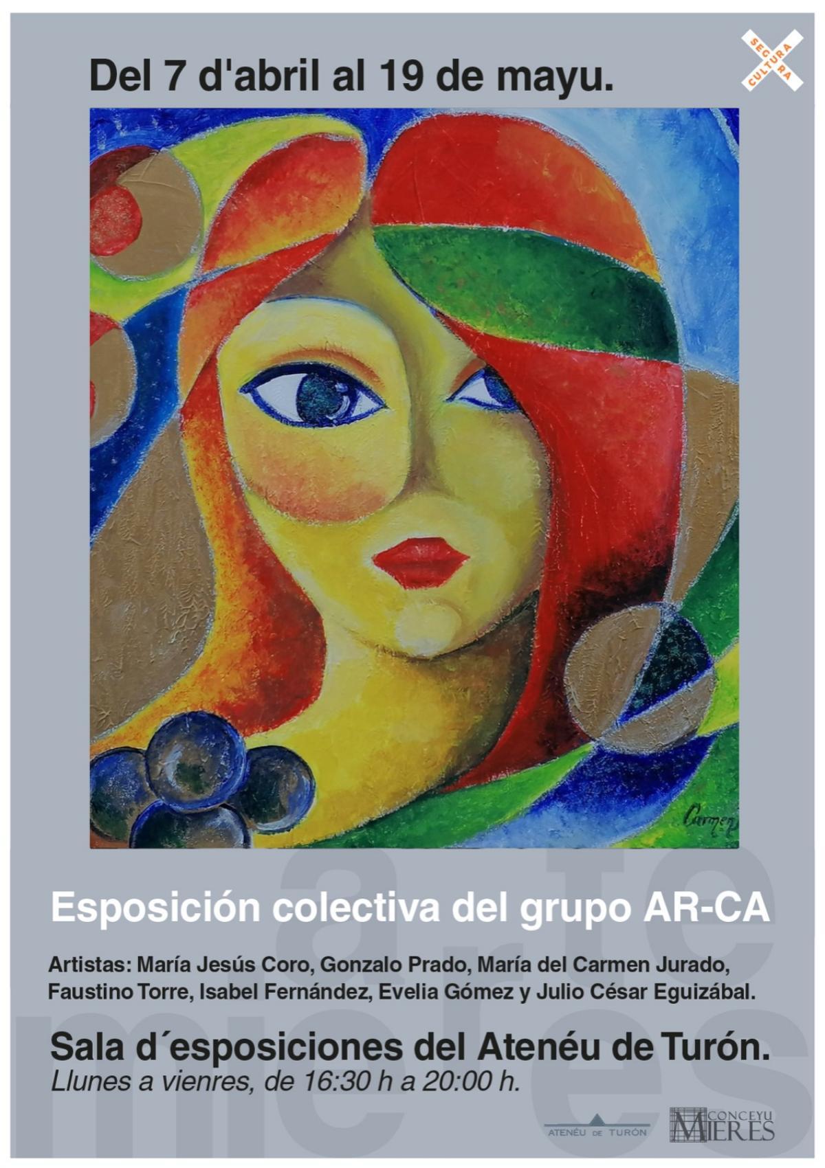 Exposicion Colectiva ARCA 2021