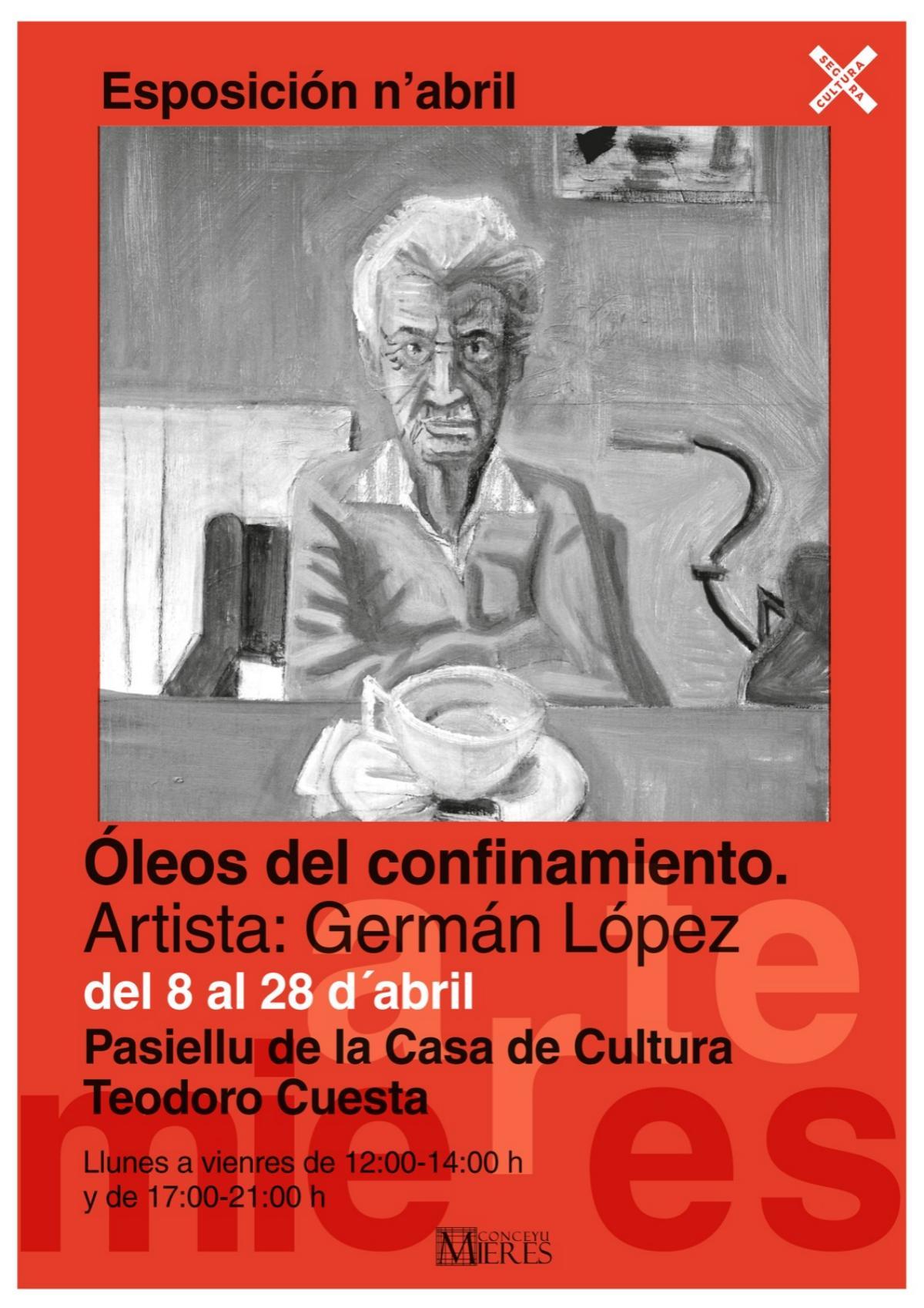 Oleos Del Confinamiento German Lopez Expo Mieres Web