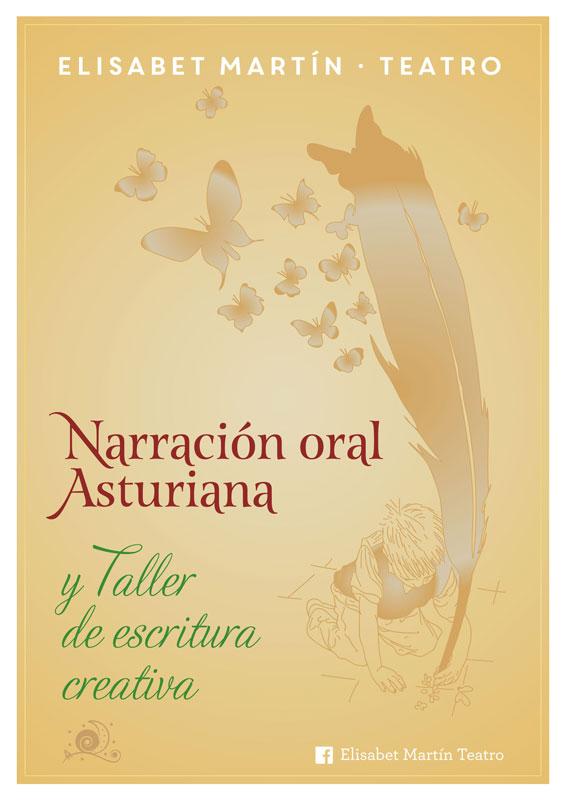 Elisabet Martín Taller Narracion Oral Asturiana