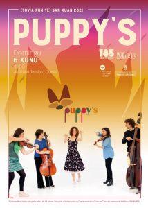 Cartel Puppys Junio 2021