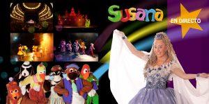Show De Susana Cartel San Xuan Mieres
