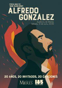 Alfredo Gonzalez San Xuan Mieres 2021