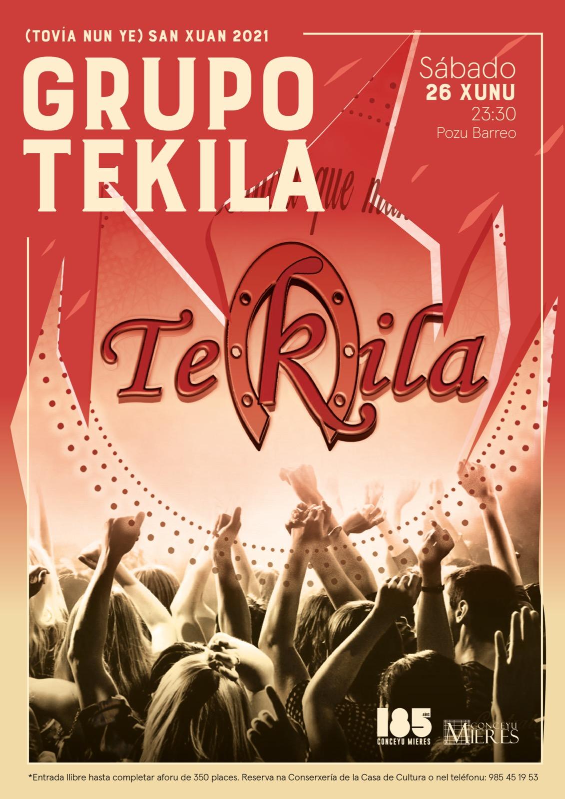 Cartel Grupo Tekila