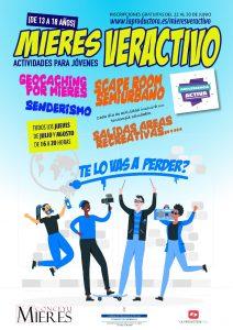 Cartel Mieres Veractivo2021