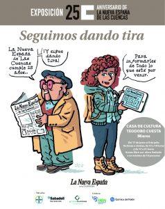 Exposicion 25 Aniversario De La Nueva Espana De Las Cuencas MIERES