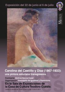 Exposición Carolina Del Castillo Y Díaz