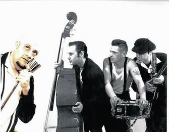 Freddi Fano Marijuana Trio