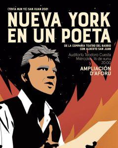 Nueva York Poeta Teatro Mieres