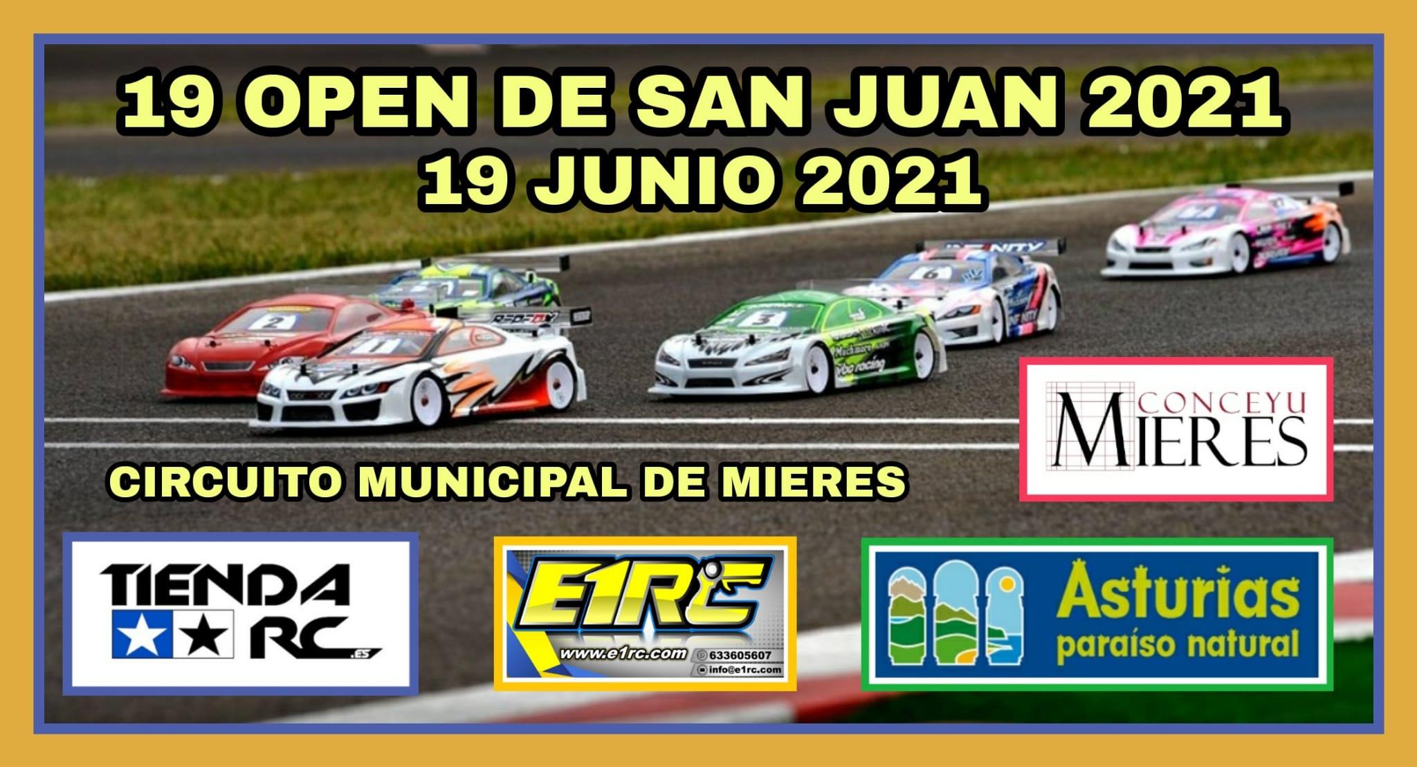 Open San Juan 2021 Circuito Mieres
