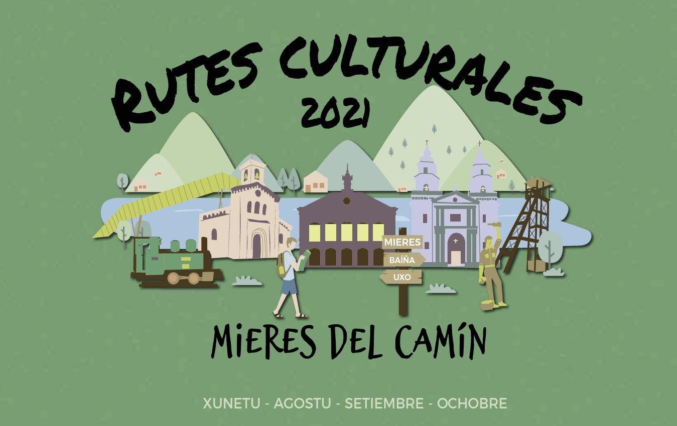 Portada Rutes Culturales 2021