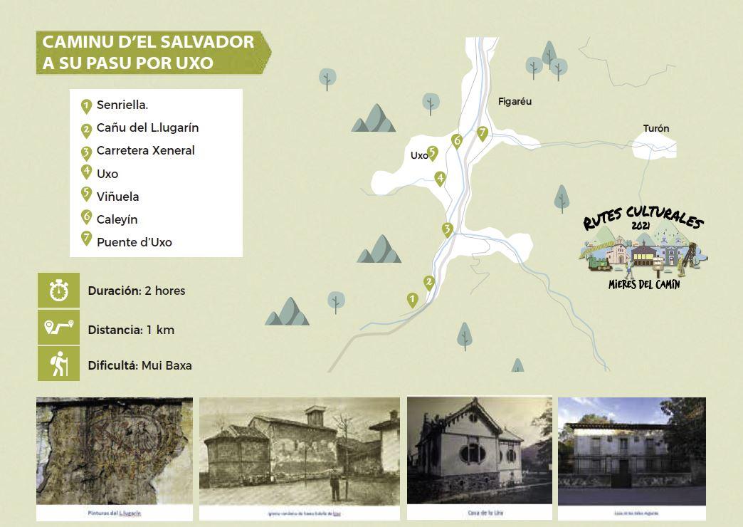 Ruta 2021 Camino Del Salvador Uxo