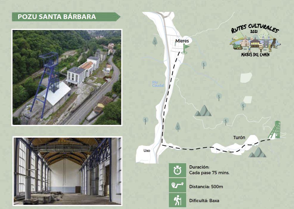 Ruta 2021 Pozu Santa Bárbara