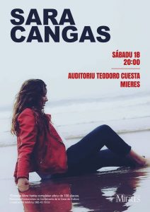 Concierto Sara Cangas Mieres Septiembre 2021