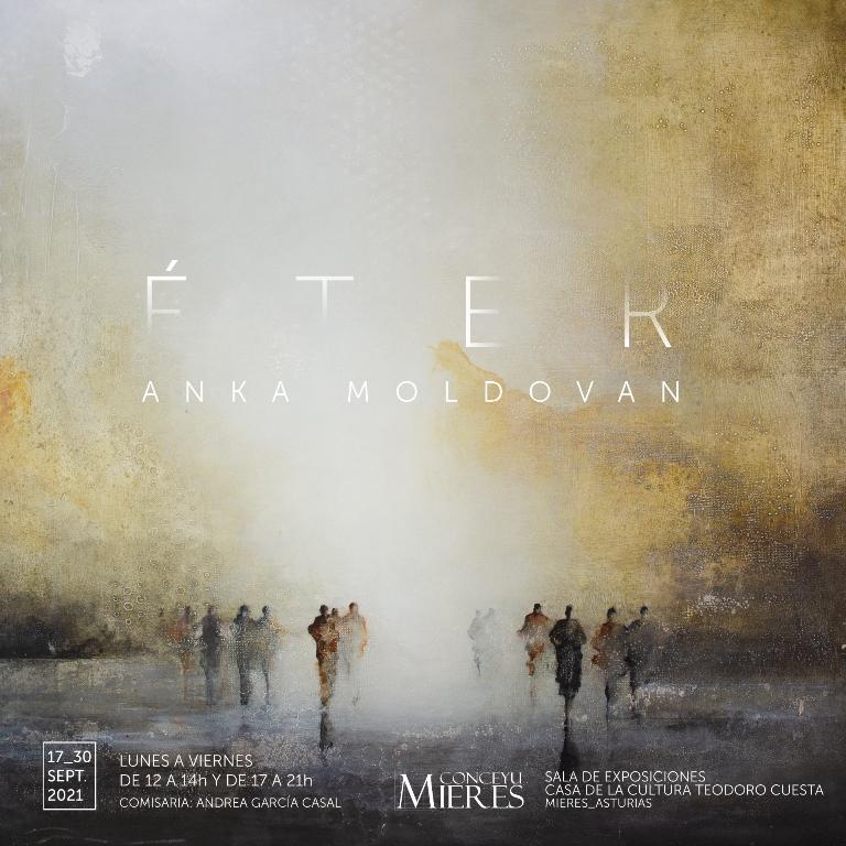 ÉTER De Anka Moldovan