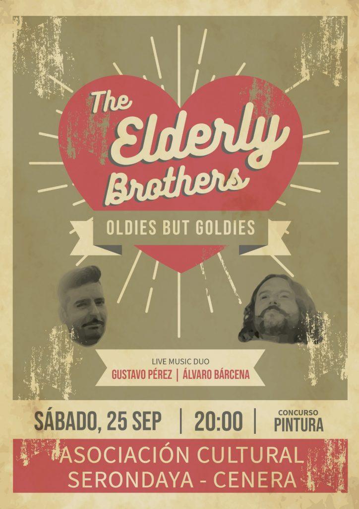 Concierto Serondaya Elderly Brothers