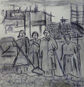 Expo Mieres Capellín De La Mina Y Los Mineros