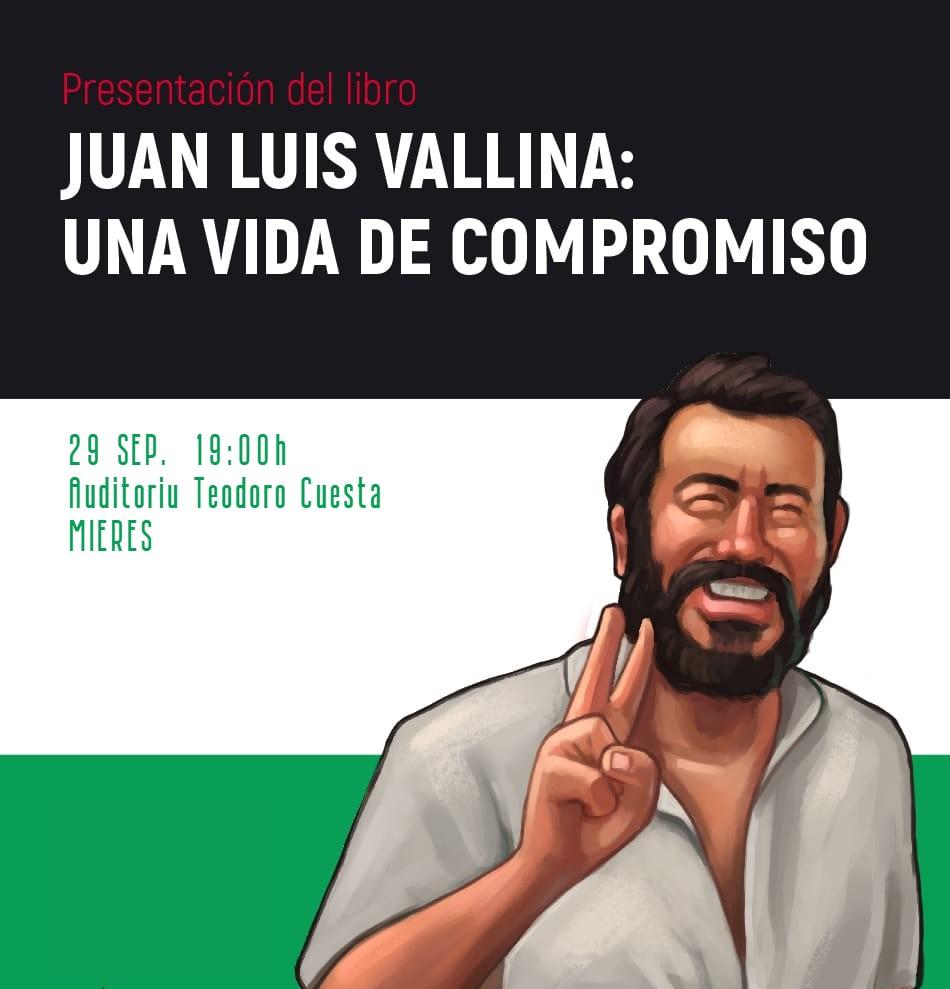 Juan Luis Vallina Presentacion Mieres
