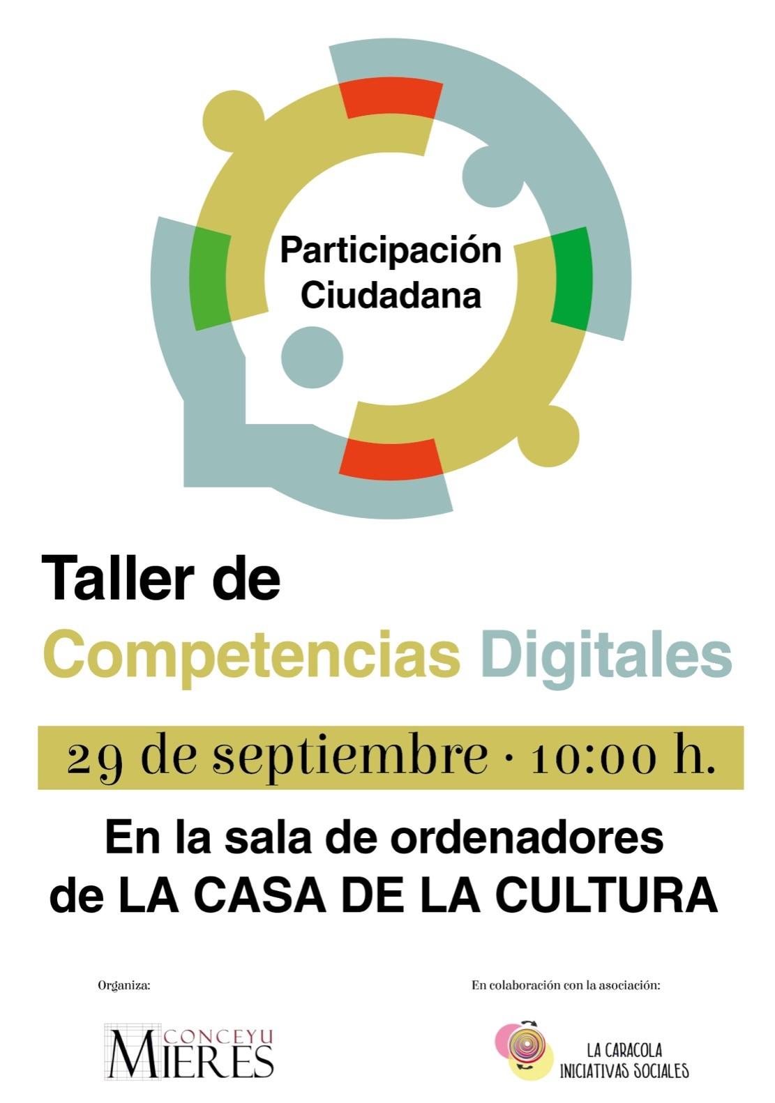 Taller De Competencias Digitales 2021