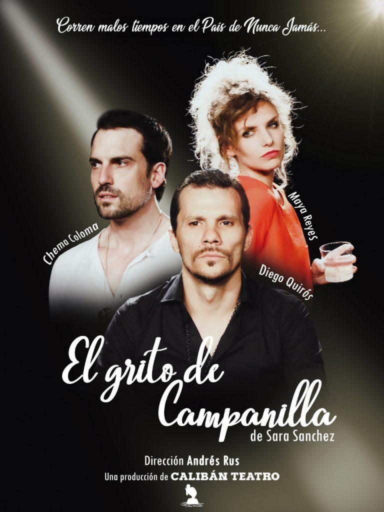 Cartel El Grito De Campanilla