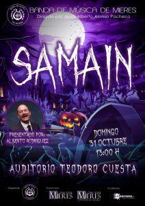 Concierto AMAM Samaín 2021