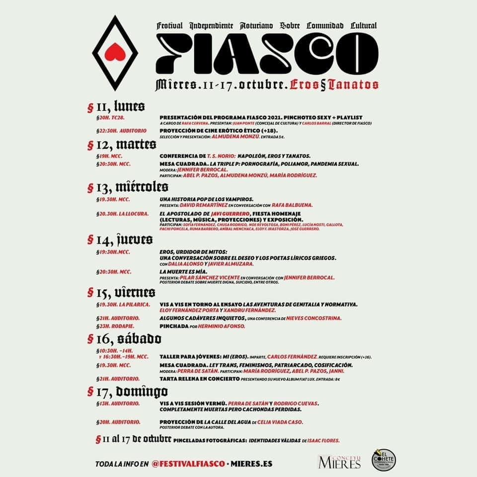 FIASCO 2021