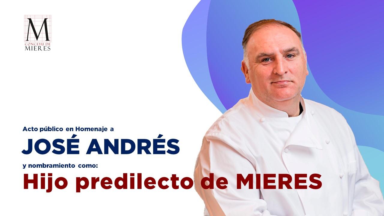 Pantalla Inicio Acto Jose Andres