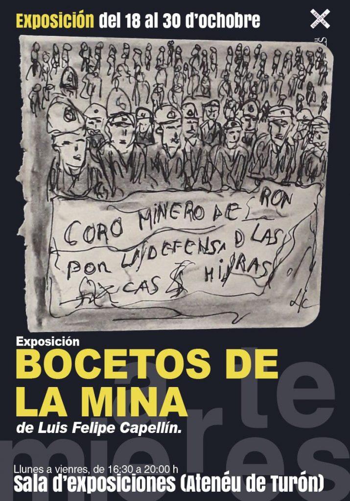 Bocetos De Mina Expo Turon