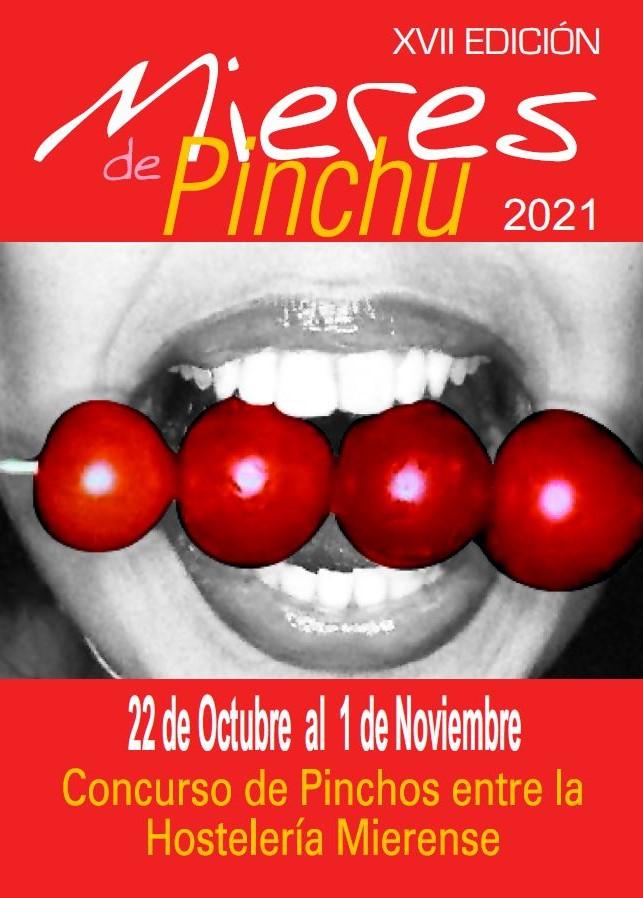 Cartel Mieres De Pinchu 2021