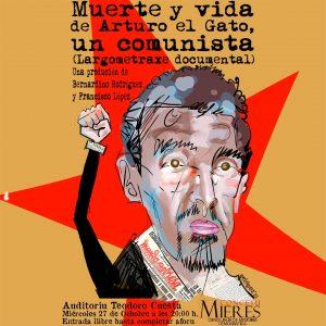 Documental Arturo Gato Mieres